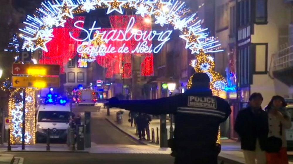 Nổ súng tại khu chợ Giáng sinh ở Strasbourg (Pháp): Xác định được danh tính hung thủ
