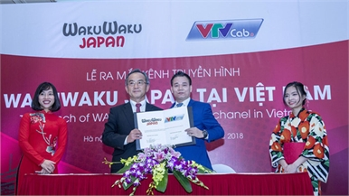 Kênh truyền hình Nhật Bản được Việt hóa đầu tiên xuất hiện tại Việt Nam