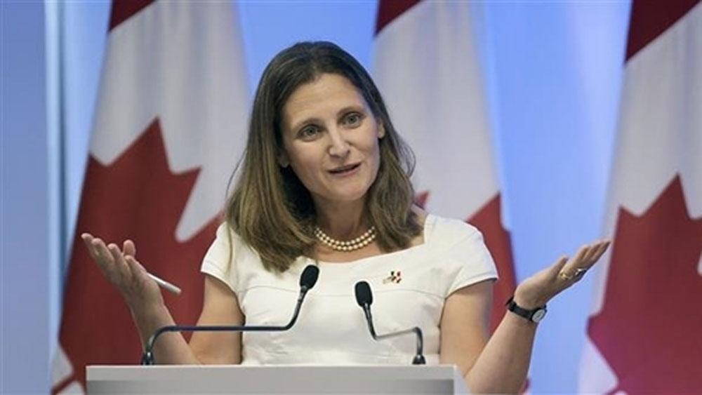 Thêm một người Canada bị Trung Quốc thẩm vấn