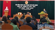 Kỳ họp thứ 7, HĐND TP Bắc Giang: Chất vấn và trả lời chất vấn về quản lý đất đai, đô thị