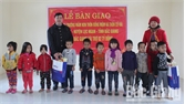 Xã Sơn Hải (Lục Ngạn) có thêm hai công trình trường mầm non