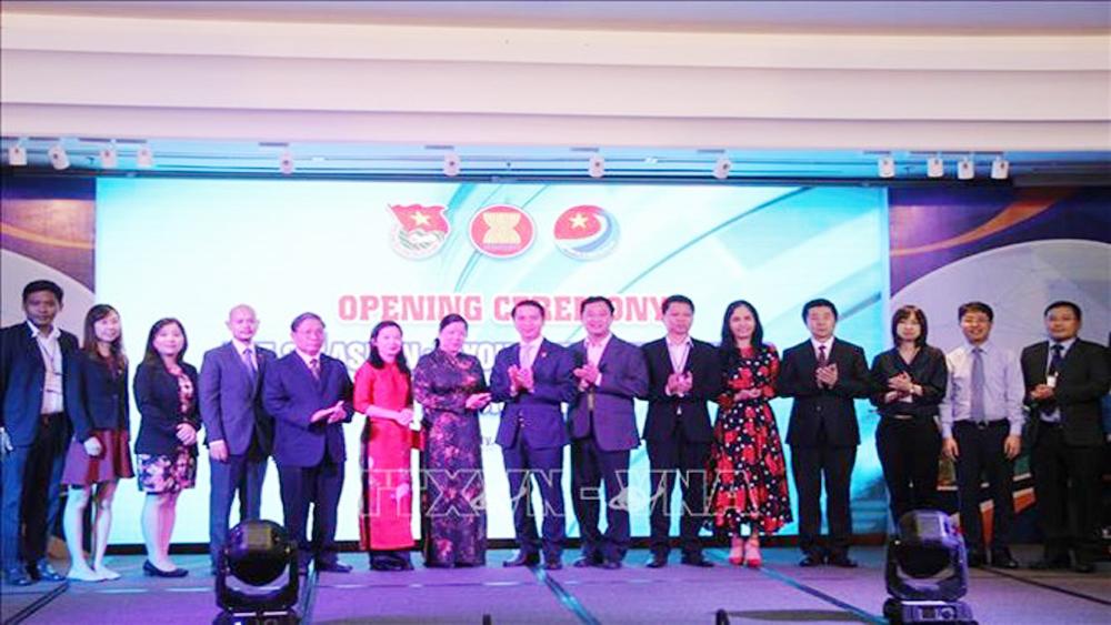 ASEAN+3 Young Entrepreneurs Forum kicks off in HCM City