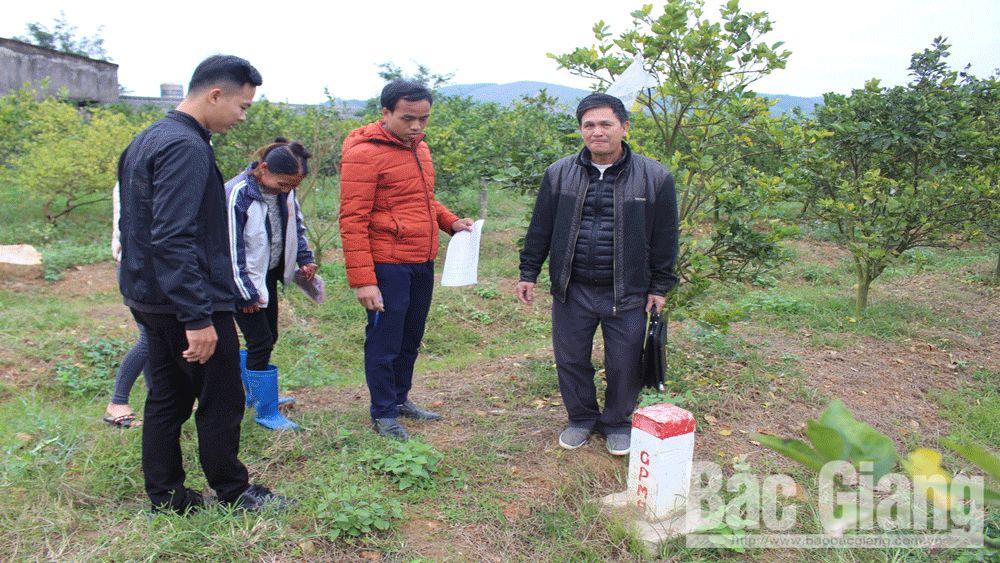 GPMB Xây dựng đường tỉnh 289 kéo dài: Chính quyền tích cực, người dân ủng hộ