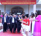 Xây dựng Việt Yên thành huyện nông thôn mới kiểu mẫu