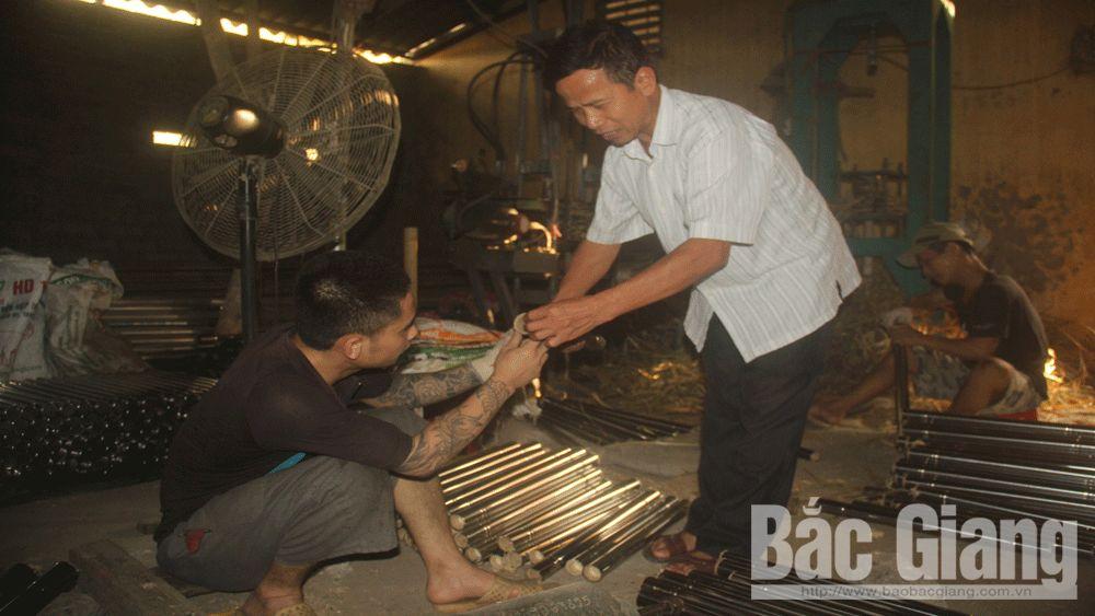 cai nghiện, nghiện, ma túy, Bắc Giang, Thu Phong