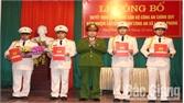 Điều động công an chính quy nhận nhiệm vụ tại thị trấn Thắng, xã Lương Phong (Hiệp Hòa)