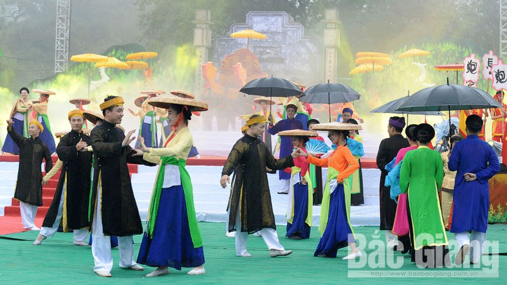 Viet Yen strives for exemplary new rural district