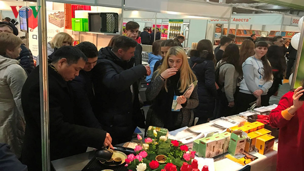 Aagricultural products, Ukrainian Food Expo 2018, Food and Agriculture Organisation, the United Nations, Ukrainian market, B2B exchanges