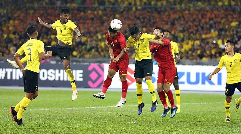 Malaysia chơi tấn công-tin vui với tuyển Việt Nam và HLV Park Hang Seo!
