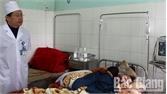 Bệnh viện Đa khoa huyện Yên Thế cứu sống kịp thời bệnh nhân chấn thương bụng, vỡ lách độ III