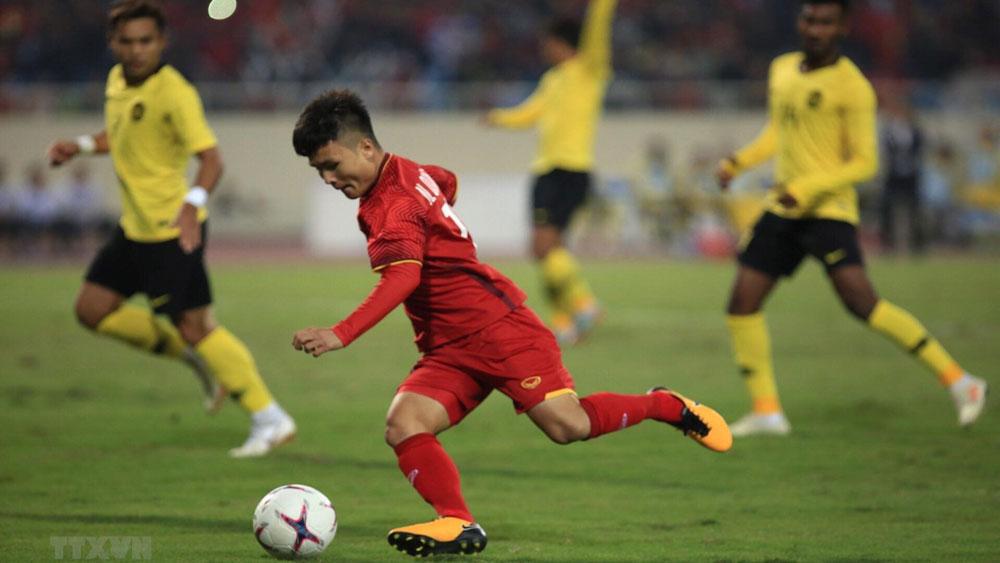 Quang Hải-cầu thủ xuất sắc nhất AFF Suzuki Cup 2018