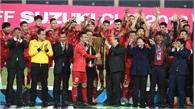Đánh bại Malaysia, tuyển Việt Nam đăng quang ngôi vô địch AFF Cup 2018