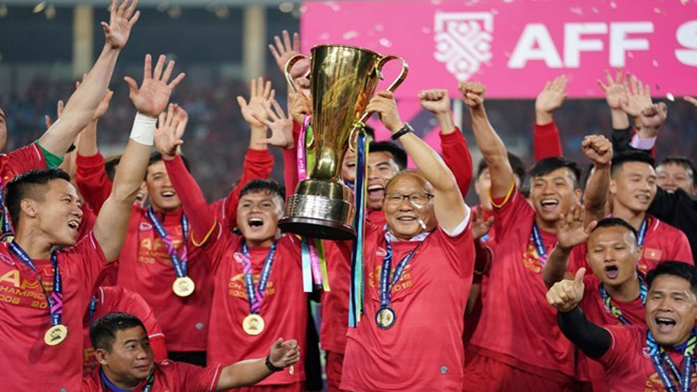 Vietnam win second AFF Cup trophy
