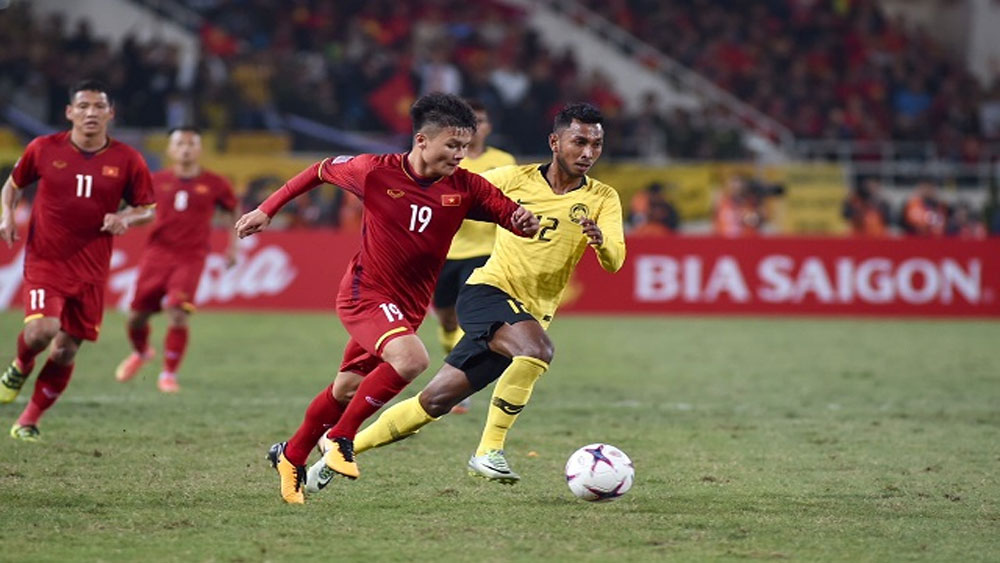 Quang Hai, AFF Suzuki Cup, 2018 MVP, Midfielder Nguyen Quang Hai,  Most Valuable Player, ASEAN Football Federation, significant contributions, Park Hang-seo