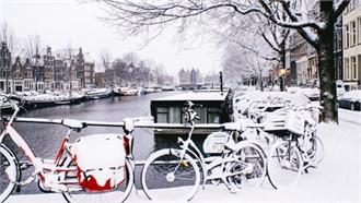 Mùa đông tuyết trắng