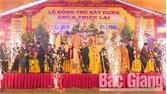 85 tỷ đồng xây dựng chùa Thiên Lai dưới chân núi Nham Biền