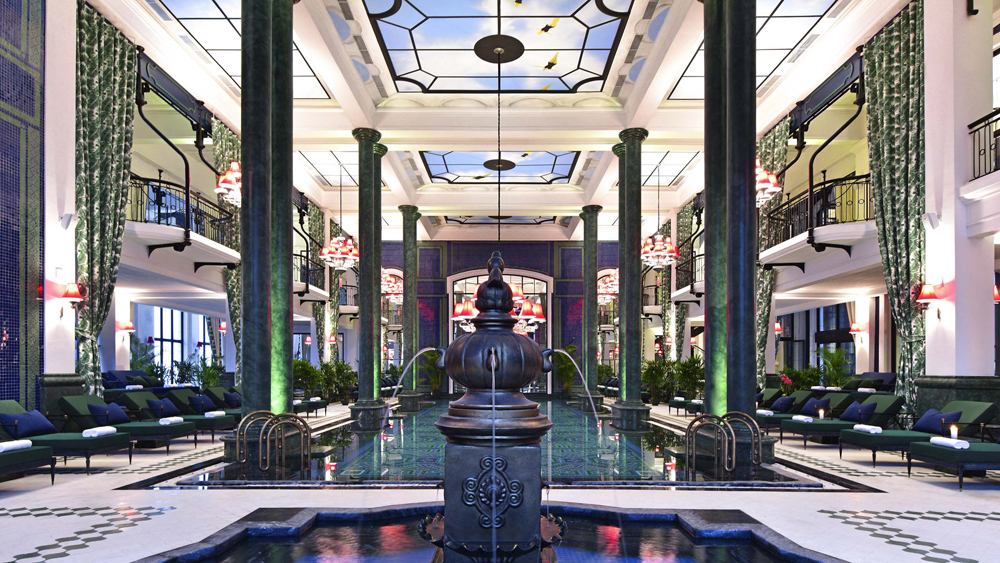 Sun Group, Hotel de la Coupole, MGallery by Sofitel, Sa Pa resort, province of Lao Cai, first five-star international boutique hotel, world's leading hotel management group, five-star standards
