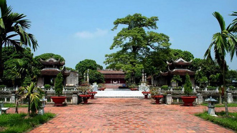 Mao Dien Temple of Literature, Xua Temple, Giam Pagoda, Bia Temple complex, Hai Duong, special national relic sites, Cam Giang new-style rural district, Tue Tinh, Vietnam