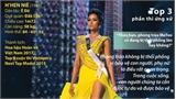 Đại diện Việt Nam lọt top 5 Hoa hậu Hoàn vũ Thế giới