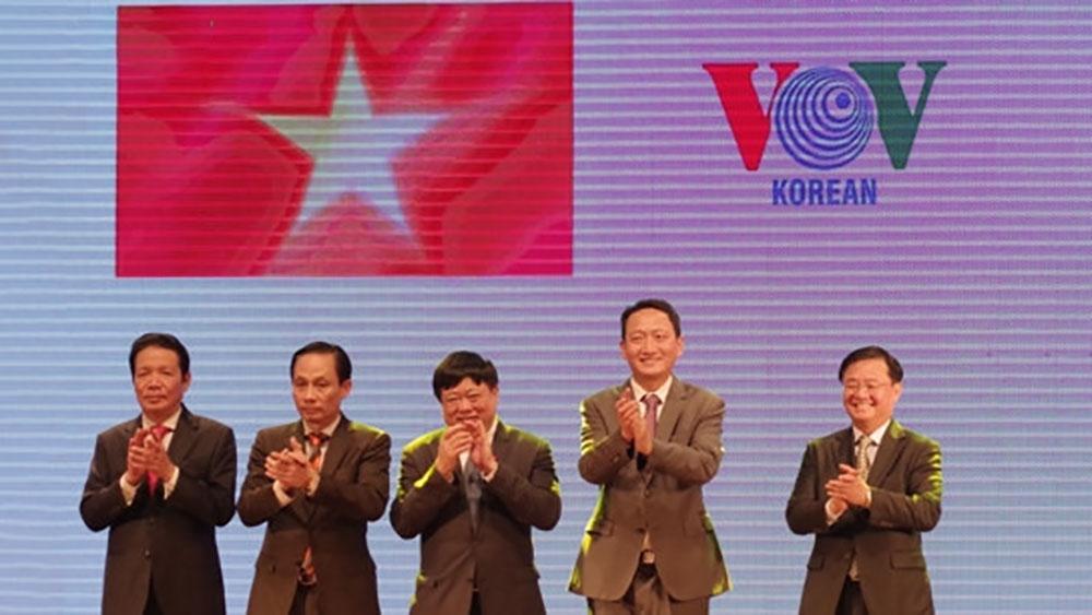 Chương trình phát thanh tiếng Hàn - VOV Korean chính thức đến với thính giả Việt Nam