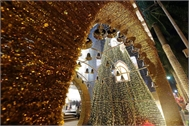 Khắp phố phường Hà Nội đã rạo rực trước mùa Noel