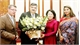 Vice President receives SOS Children's Villages International leader