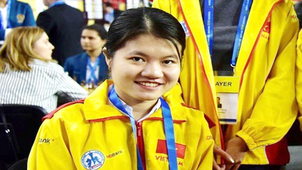 Chess masters bring home Asian bronzes