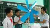 Trường THCS Đồng Sơn (TP Bắc Giang): Nuôi dưỡng ý tưởng sáng tạo