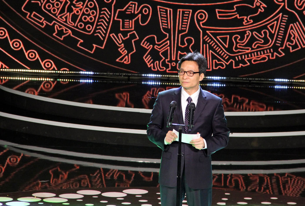 38th National Television Festival, Da Lat city, traditional annual activity, television industry, Vietnam Television, renovation process, national construction and defence