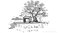 Bên làng