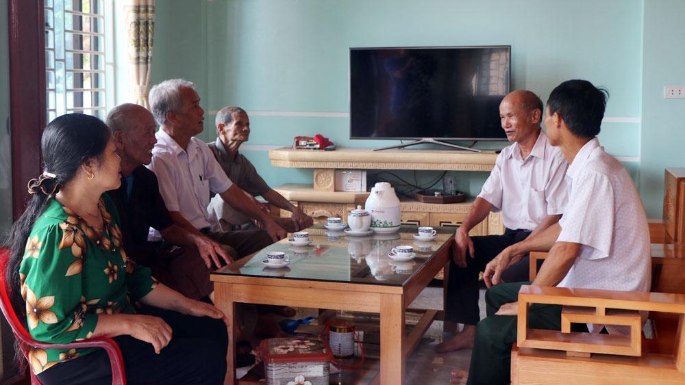 Thôn An Bình, xã Tân Tiến, dự án, đầu tư phát triển, bồi thường GPMB