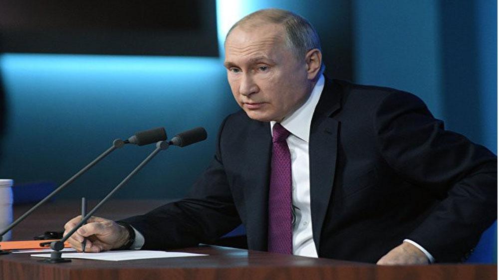 Tổng thống Putin cảnh báo về sự đổ vỡ hệ thống kiểm soát vũ khí quốc tế