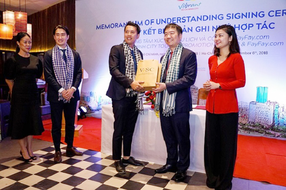 Vietnam, Fayfay.com, Fayfay, online booking platform, Vietnam tourism, Hong Kong-based firm, authentic Vietnam travel experiences, Industry 4.0 solutions