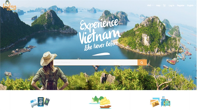 Visiting Vietnam is easier with new online booking platform