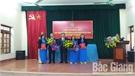 Công bố quyết định điều động Chánh án TAND TP Bắc Giang