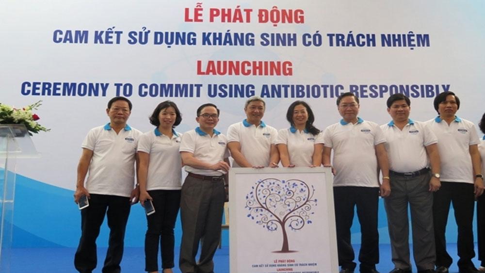 Cam kết sử dụng kháng sinh có trách nhiệm