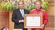 HLV Park Hang-seo đặt mục tiêu cùng đội tuyển Việt Nam... vô địch châu Á