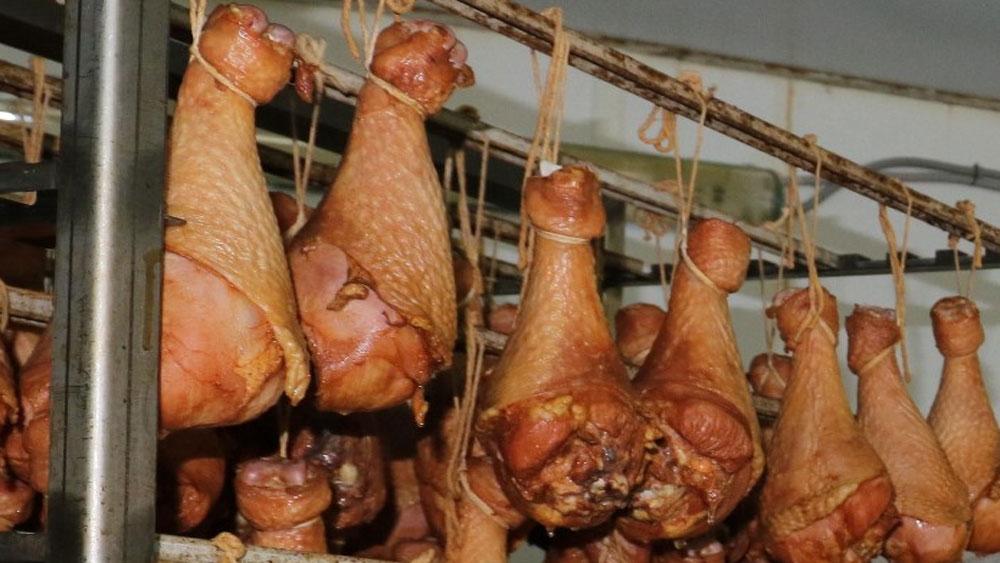 Mỹ ghi nhận hơn 200 trường hợp nhiễm khuẩn đường ruột do ăn thịt gà tây