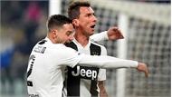 Mandzukic ghi bàn duy nhất, Juventus đánh bại Roma
