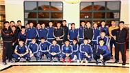 Đội tuyển Triều Tiên đã đến Hà Nội, chuẩn bị đọ tài với tuyển Việt Nam