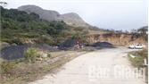 Khai thác than đá trái phép tại Khu du lịch sinh thái Đồng Cao (Sơn Động), một đối tượng bị phạt