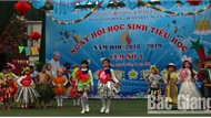 Sôi nổi Ngày hội học sinh tiểu học tại Lục Nam