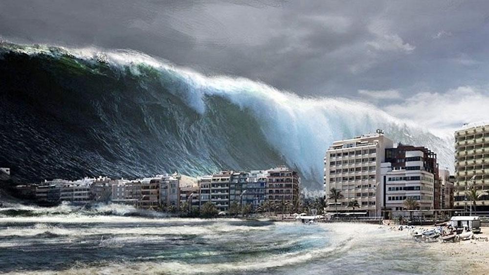Toàn cảnh thảm họa sóng thần tại Indonesia 22-12