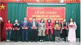 89 học viên tốt nghiệp lớp trung cấp lý luận chính trị - hành chính
