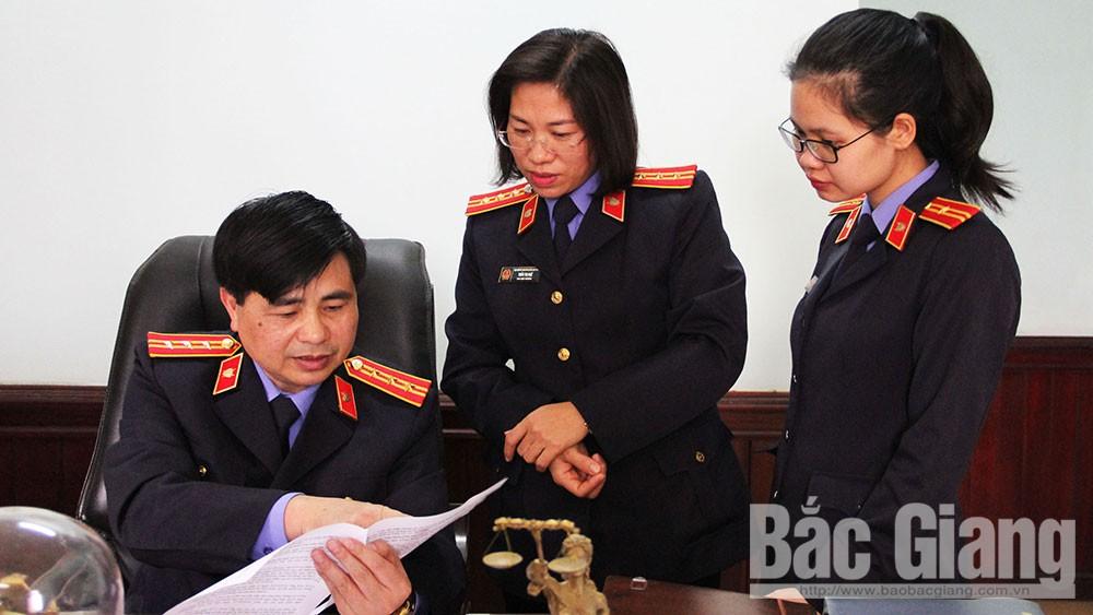 Viện kiểm sát nhân dân, Lạng Giang, làm theo Bác, phong cách Hồ Chí Minh