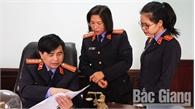 Viện kiểm sát nhân dân huyện Lạng Giang: Chuyển biến từ những việc làm theo Bác