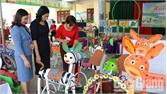 Hội thi sáng tạo làm đồ dùng dạy học trong giáo viên mầm non