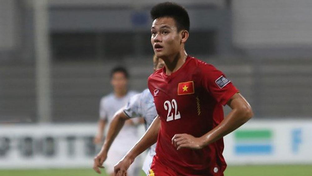 Không gọi Đình Trọng, Huấn luyện viên Park Hang-seo triệu tập Hồ Tấn Tài