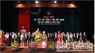 Bác sĩ Trần Quang Thi tiếp tục giữ chức Chủ tịch Hội Đông y tỉnh nhiệm kỳ 2018-2023