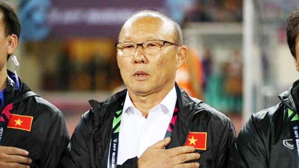 Coach Park Hang-seo, Asians of the Year, Asia Journalist Association, Korean coach, society and culture category, AFF Suzuki Cup